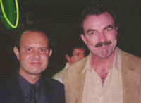 Metin Bereketli Tom Selleck